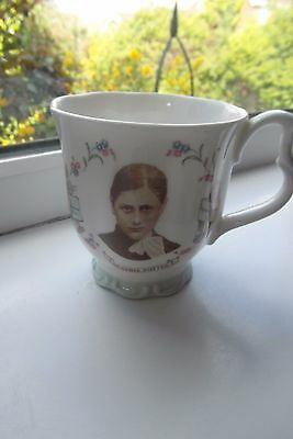 Royal Albert Mug Beatrix Potter 1987 Jemima Benjamin Bunny National Trust