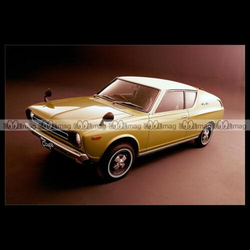 #pha.015555 Photo NISSAN CHERRY GL COUPE 1971-1974 Car Auto
