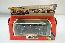 POLISTIL DIE CAST CAR LOTUS JPS 78 IN BOX CE104 1:43 SCALE ITALY VINTAGE 1978