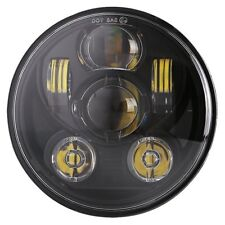 """5-3/4"""" LED Projection Hi/Lo Headlight Fit For Harley Sportster XL 883 1200 Dyna"""