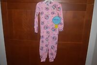 Pajamas Pink Size 3t Child Girl Friends Long Sleeve 2 Piece Sleepwear Usa