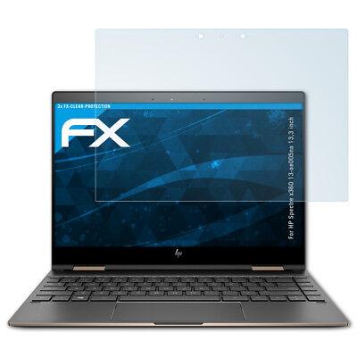 Atfolix 2x Schutzfolie Für Hp Spectre X360 13-ae005na 13,3 Inch Fx-clear Hell In Farbe Computer, Tablets & Netzwerk Bildschirmschutzfolien