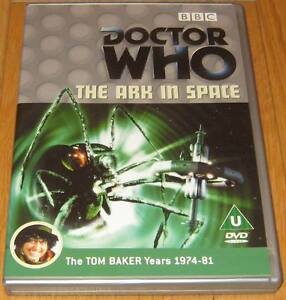 Doctor-Who-DVD-The-Ark-in-Space-Excellent-Condition