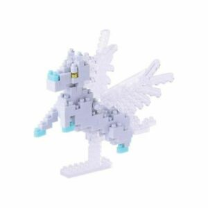 Nanoblock-Mini-Critters-Series-Pegasus-by-Kawada-NBC-176-NEW
