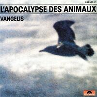 Vangelis - L'apocalypse Des Animaux [new Cd] Uk - Import