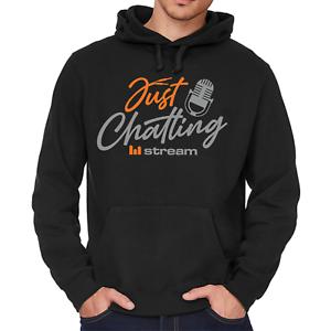 JUST-CHATTING-Stream-Streamer-Streaming-Live-Kapuzenpullover-Hoodie-Sweatshirt