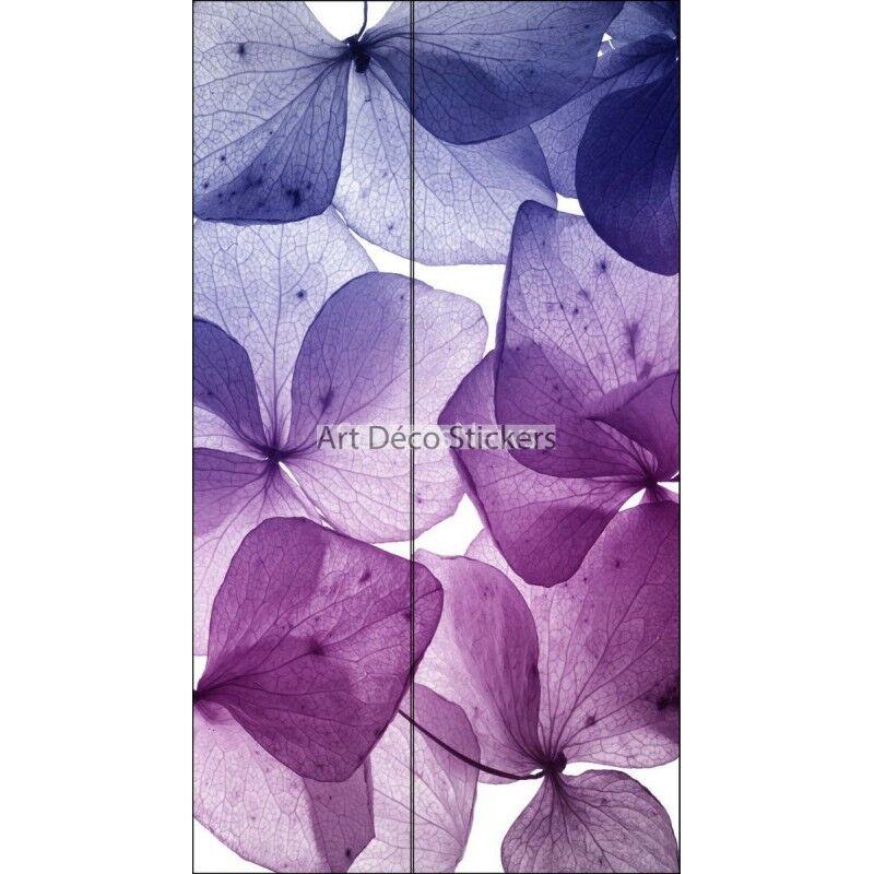 Stickers frigo américain Pétales de fleurs 5768 5768 5768 5768 | En Gros  1271b7