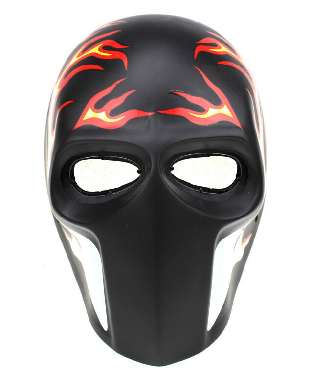 COOL Paintball CS Airsoft Full Face PC Lens Eye Predection Skull Mask PROP L7837