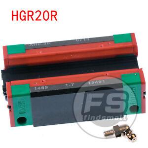 HIWIN-HGH20CA-Carriage-Block-Slider-For-Linear-Guideway-Rail-HGH20-Linear-CNC