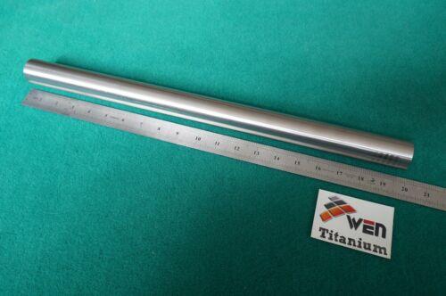 """1.377/"""" x .035/"""" x 20/"""" Titanium Tube Grade 1 Seamless Ti Metal Round Tubing"""