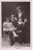 POSTCARD  ACTORS  George Robey  & Family 3