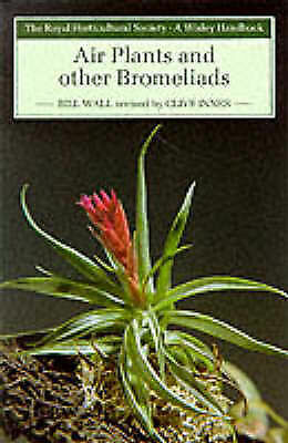 (Good)-Air Plants and Other Bromeliads (Wisley Handbooks) (Paperback)-Innes, Cli