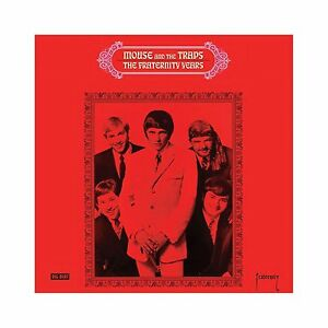 MOUSE-amp-THE-TRAPS-The-Fraternity-Years-UK-180g-red-vinyl-LP-SEALED-NEW