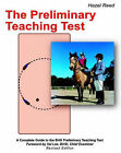 The Preliminary Teaching Test by Hazel Reed (Paperback, 2003)