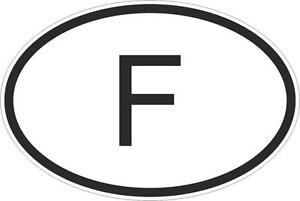 Autocollant-sticker-drapeau-oval-code-pays-voiture-moto-france-francais-f