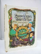 20 000 Leagues Under The Sea Pop Up Classic Book Random House Hardcover For Sale Online Ebay