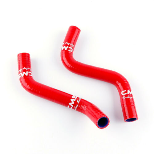 Red Silicone Cooling Radiator Hose Kit for Yamaha YFZ450R YFZ 450 R 2014-2018
