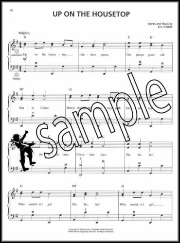 Christmas Carols for Accordion Learn How to Play Sheet Music Book
