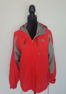new arrival f290a 02a84 Details zu Damen Rot THE NORTH FACE Mit Kapuze Summit Series Jacke HyVent  Gr. M ?