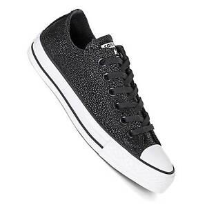 Converse-Chucks-Lo-Sting-Ray-glitter-metallic-black