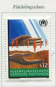 19399-UNITED-NATIONS-Vienna-1994-MNH-Nuovi-Refugee