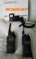 LOT OF 2 Kenwood TH-78A Tranceivers with xtras ********LQQK********