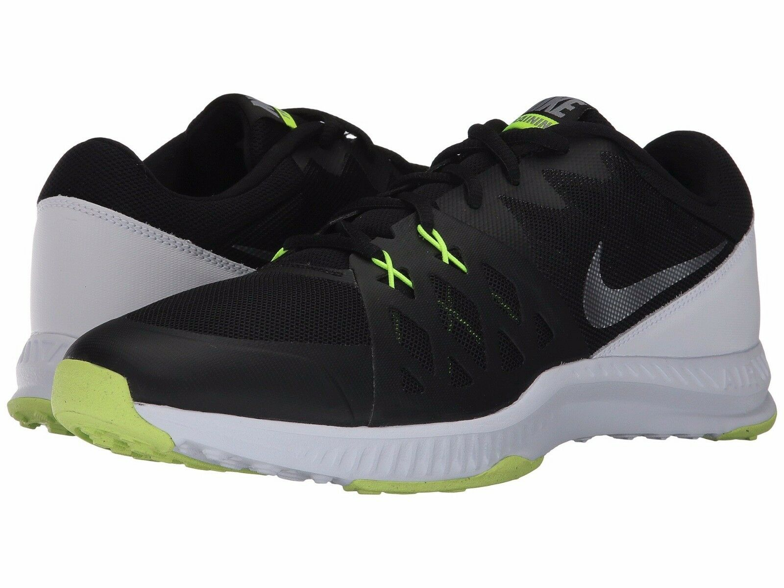 Men's Nike Air Epic Speed TR II Training Shoes, 852456 008 Sizes 10-15 Black/Gre