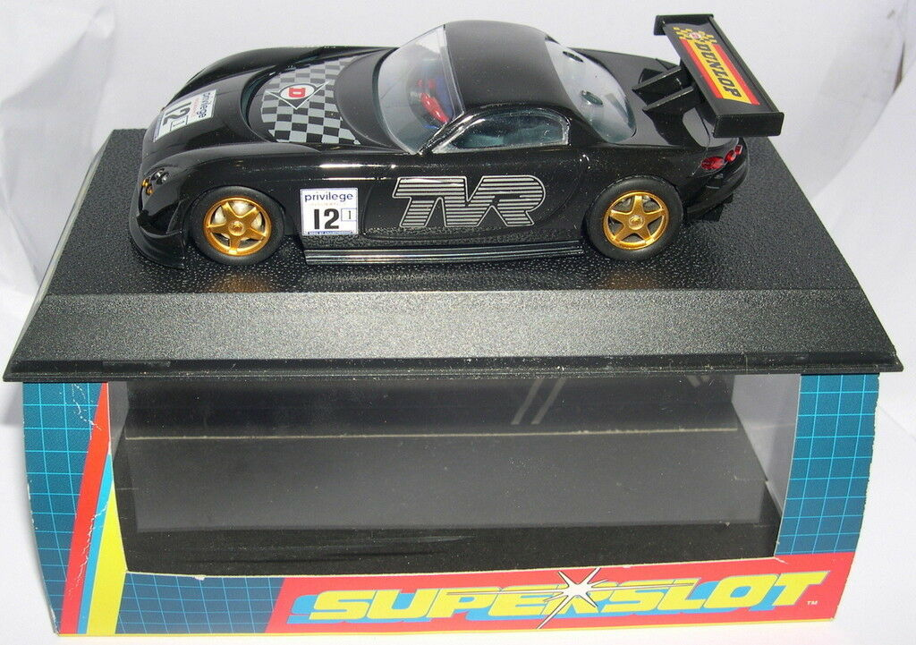 BESTELLUNG H2195 TVR TVR TVR SPEED12 WORKS  12 SCALEXTRIC UK MB b6f441