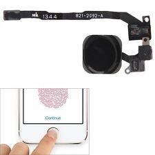Home Button Finger Touch ID Sensor Flex Kabel Zubehör für Apple iPhone 5S Neu