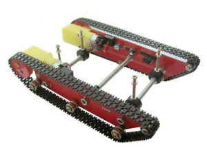New-DIY-Tracked-Tank-Car-Base-Smart-Car-With-Motor-Speed-Test-For-Arduino-Robot