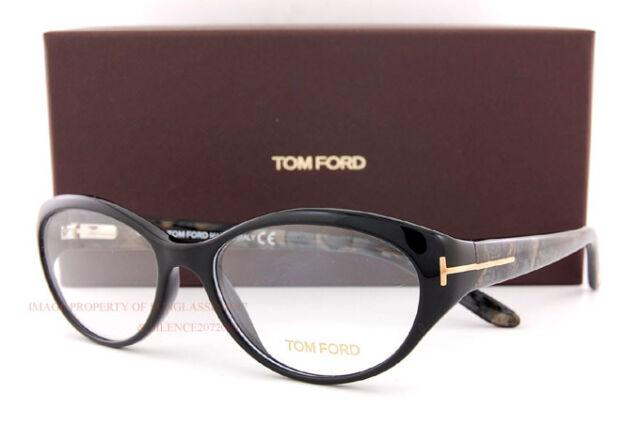 6724a194ea3 Tom Ford Tf5244 Eyeglasses Ft5244 Prescription 5244 Eye Glasses Sz 54 Black  001. +.  78.78Brand New. Free Shipping