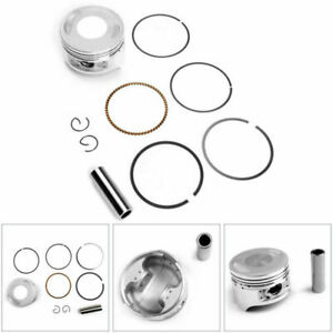 13101-LA66-0400-Bore-Size-63-75mm-Piston-Set-Fits-HONDA-CG200-Water-Cooled-New