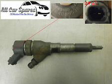 Peugeot 406 Phase 2 2.0 HDi - Diesel Fuel Injector x1 - 9640895380 / 0445110044