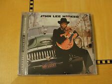 John Lee Hooker - Mr. Lucky - DVD Audio Classic 24/96 DAD