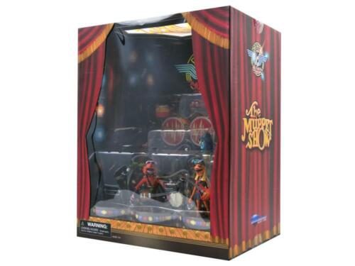 Muppets Electric Mayhem Deluxe Action Figure Box Set San Diego comic-con Exclusive 2020