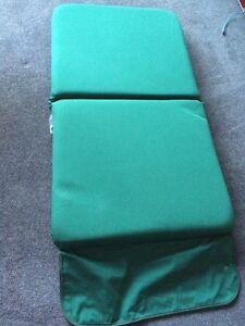 3 x Gorgeous Green Swinging Hammock Covers - Mitcham, United Kingdom - 3 x Gorgeous Green Swinging Hammock Covers - Mitcham, United Kingdom