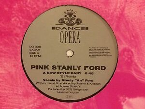 Pink-Stanly-Ford-A-New-Style-Baby-Oldskool-Vinyl-Hardcore-Jungle