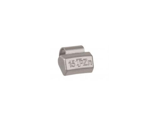 15g premium auswuchtgweichte golpe pesos para llantas de aluminio 50 unidades