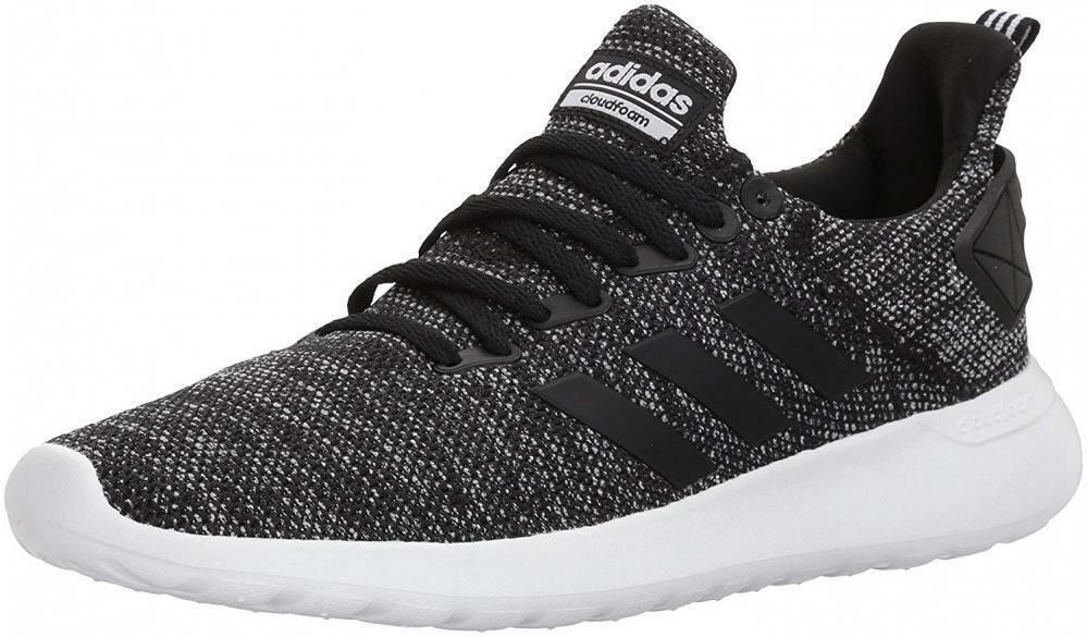Adidas Neo Lite Racer BYD Oreo Black White Cloudfoam Mens Running shoes