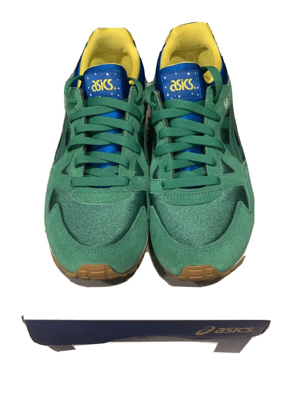 Por qué no igual jugo  asics Gel-Lyte V Brazil Pack Shoes Trainers Blue H6R1N 4242 for ...