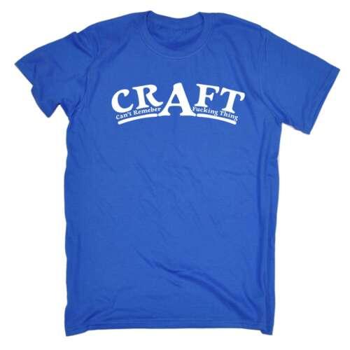 Adult Humour tshirt tshirts shirts T-SHIRT Birthday Gift Funny t shirt CRAFT