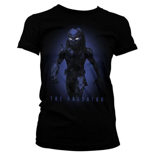Officially Licensed Predator Shadow Women/'s T-Shirt S-XXL Sizes