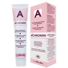 Whitening Lightening Face Cream 45ml Anti dark age spots freckle ACHROMIN
