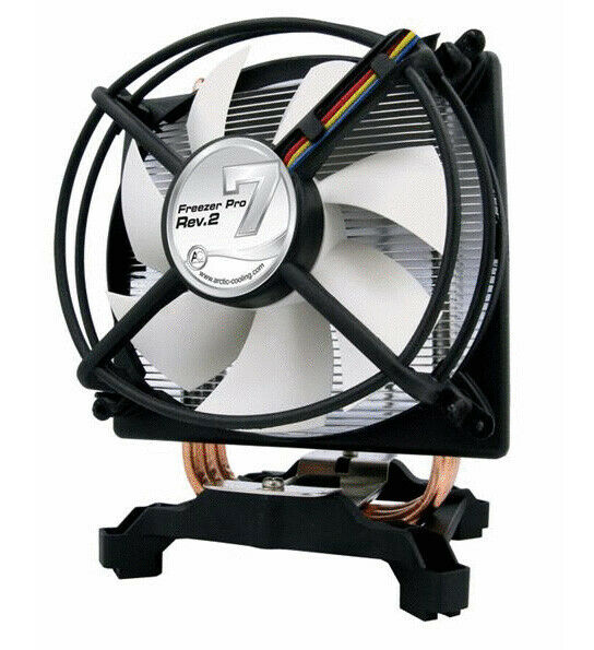 NEW Arctic Cooling Freezer XTREME Rev 2 LGA1366//LGA775//AM3 CPU Cooler Heatsink