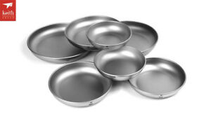 Keith Titanium Ti5371 7-Piece Plate Set