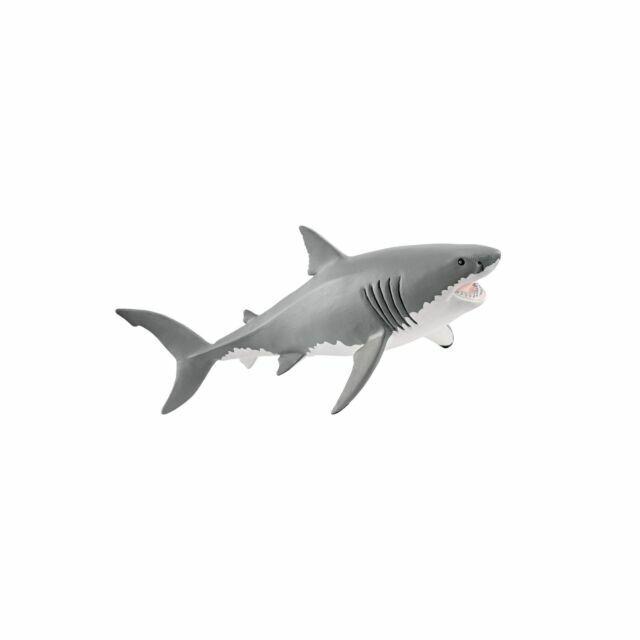Schleich 14809 Great White Shark NEW!!