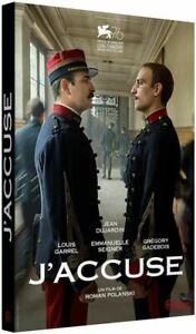 J'ACCUSE  DVD NEUF SOUS BLISTER