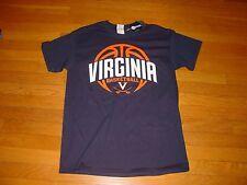 UVA University  VIRGINIA CAVALIERS  BASKETBALL  T-Shirt NEW .. XXLarge  XXL  2XL