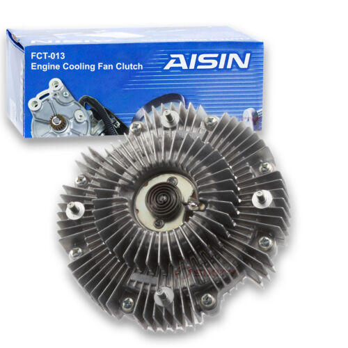 AISIN FCT-013 Cooling Fan Clutch for 16210-62010 16210-62011 08921-04950 rx