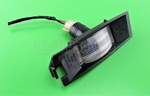 Image Is Loading Ford Puma Fiesta Ka Rear Number Plate Light